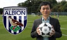Thêm một đội bóng Anh về tay ông chủ Trung Quốc