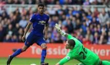 Mourinho nói gì khi học trò cưng phung phí cơ hội