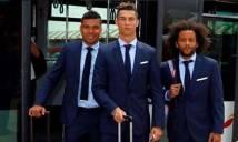 Real Madrid công bố đội hình đại chiến CK Champions League