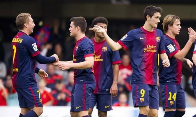 Nhận định Barcelona B vs Tenerife 02h00, 29/08 (Vòng 2 hạng 2 Tây Ban Nha)