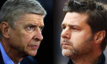 Wenger lôi danh hiệu ra dọa nạt Tottenham
