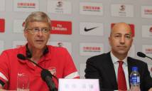 Wenger ra đi - Màn kịch cao tay của giới thượng tầng Arsenal