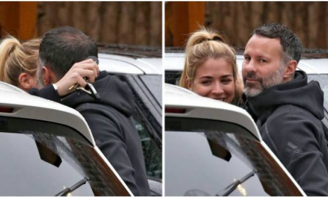 Tại sao Giggs cặp kè với bạn gái cũ Ronaldo?