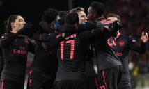 HLV Wenger nói gì sau đại thắng ở Europa League?