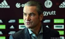 HLV Bernd Storck: 'Chúng tôi sẽ ra về trong tư thế ngẩng cao đầu'