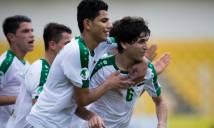 Bán kết U16 Châu Á: Tây Á đại thắng