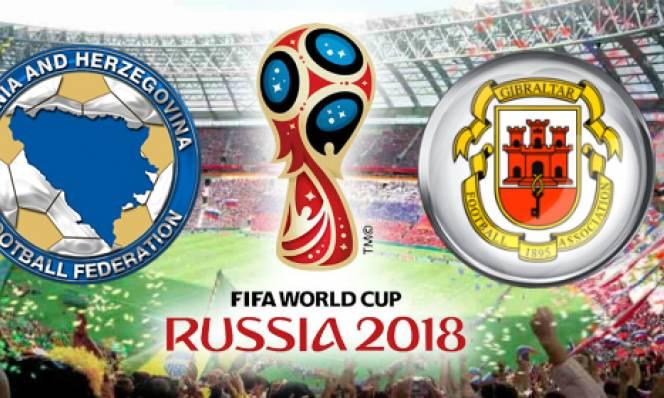 Bosnia & Herzegovina vs Gibraltar, 0h00 ngày 26/3: Không thể dễ hơn