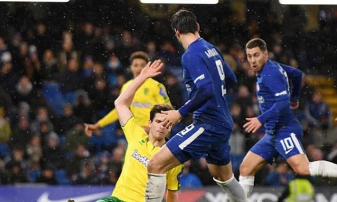 KẾT QUẢ: Chelsea 1-1 Norwich: Hiệp phụ điên rồ, vực sâu của Morata
