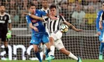KẾT QUẢ Juventus vs Napoli: Thua đau phút cuối, Juve nguy cơ 'mất' Scudetto