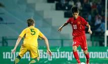 U16 Kyrgyzstan run sợ trước sức mạnh của U16 Việt Nam