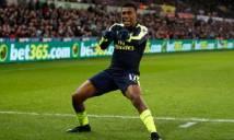 Wenger đã đúng khi đặt niềm tin vào sao trẻ Iwobi
