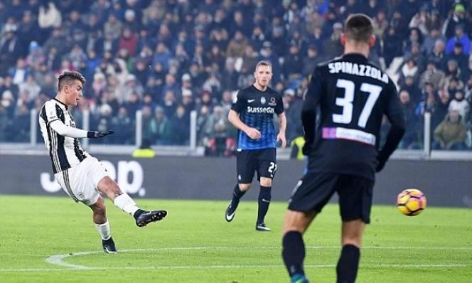 Juventus - Atalanta: Nỗ lực đáng khen