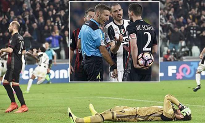 Đập phá phòng thay đồ của Juve, AC Milan sắp phải mất một khoản tiền lớn