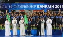 Đả bại U19 Saudi Arabia trong loạt sút luân lưu, Nhật Bản vô địch U19 châu Á 2016