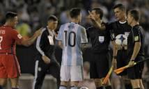 Messi thành kẻ 'hiến tế' của MAFIFA