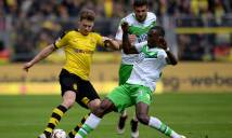 Nhận định Dortmund vs Wolfsburg 00h00, 15/01 (Vòng 18 - VĐQG Đức)