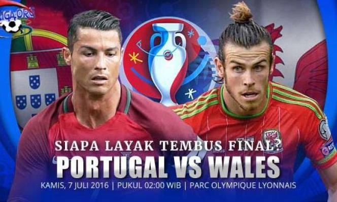 Bồ Đào Nha vs Wales, 02h00 ngày 07/07: Vật cản khôn lường tại Lyon