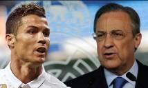 Ronaldo ra yêu sách sau khi bị chủ tịch Perez ra giá thanh lý hợp đồng