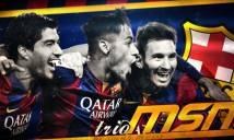 Sau 2 năm sát cánh, M-S-N đã đóng góp cho Barca nhiều như thế nào?