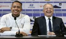 PSG tiếc đứt ruột vì 'bom tấn' của Lyon