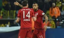 Bayern nhận hung tin từ trụ cột hàng tiền vệ