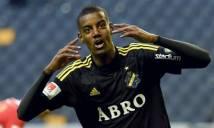Real sắp giúp sao trẻ Thụy Điển phá kỷ lục của Ibrahimovic