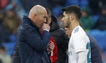 HLV Zidane rơi vào cảnh 'ta chẳng còn ai' tại Real Madrid