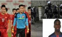 NÓNG: Đối thủ của U20 Việt Nam bị bắt vì dính líu đến nổ súng