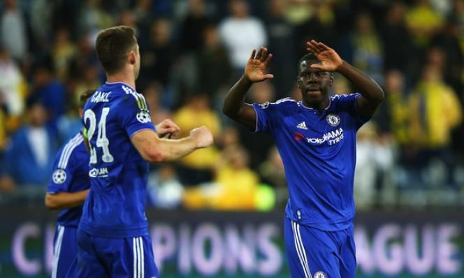 Trung vệ Chelsea coi Terry là hình mẫu lý tưởng