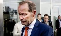 Hà Lan CHÍNH THỨC sa thải HLV Danny Blind