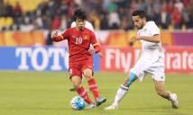 Vấn đề trước trận U23 Australia: Cần người đá cặp với Công Phượng
