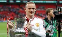 Rooney và những trận chung kết đáng nhớ trong sự nghiệp