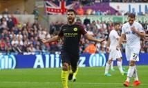 Nhận định Swansea City vs Man City 02h45, 14/12 (Vòng 17 - Ngoại hạng Anh)