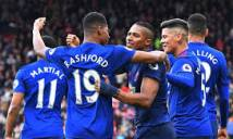 Dễ dàng đánh bại Middlesbrough, MU chen chân vào top 5