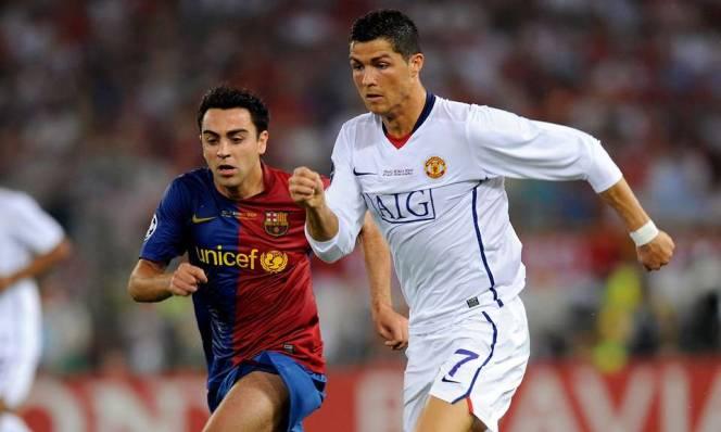 Bất ngờ với nhận xét của Xavi về Ronaldo 10 năm về trước