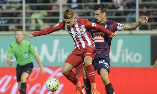 Eibar vs Atlético Madrid, 01h15 ngày 26/01: Điểm đến quen thuộc