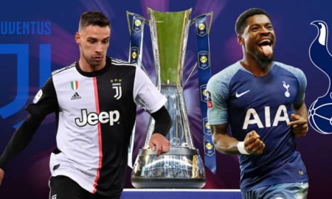 Nhận định Juventus vs Tottenham, 18h30 ngày 21/7: 'Tốt' hơn thì thắng