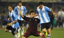 Nhận định Argentina vs Venezuela 06h30, 06/09 (Vòng loại World Cup 2018 khu vực Nam Mỹ)