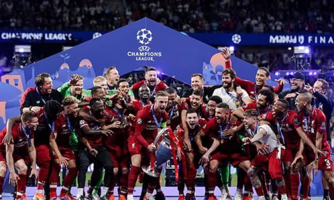 Vô địch Champions League, Liverpool tha hồ hốt bạc