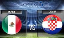 Nhận định Mexico vs Croatia, 08h30 ngày 28/03 (Giao hữu ĐTQG)
