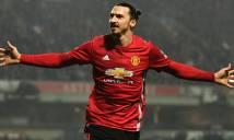 Ấn định thời điểm Ibrahimovic ký hợp đồng với Man Utd