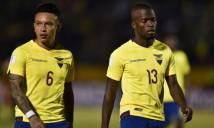 5 cầu thủ Ecuador bị cấm triệu tập ĐTQG vĩnh viễn vì lý do không tưởng
