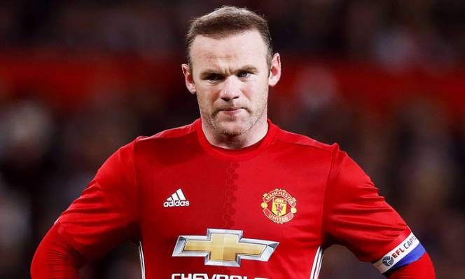 Rooney không thi đấu ở trận gặp Leicester, vì sao?