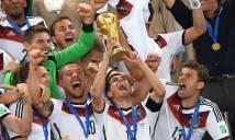 9 đội bóng luôn vượt qua vòng loại World Cup kể từ năm 1998
