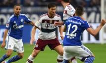 Tiếp Schalke và hành trình viết nên lịch sử của Bayern