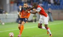 Monaco vs Montpellier, 01h45 ngày 22/10: Nỗi ám ảnh sân khách