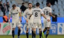 Mãnh hổ kém duyên, Monaco hòa bạc nhược trước Bastia