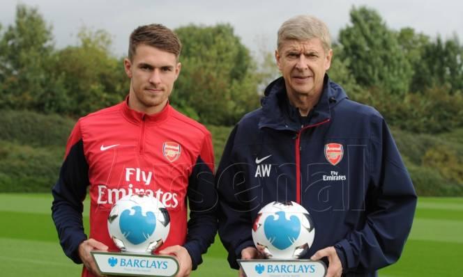 Arsenal: Wenger sẽ dùng Ramsey như thế nào?
