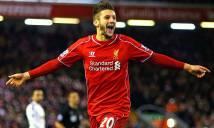 Liverpool trói chân Lallana thêm 4 năm nữa