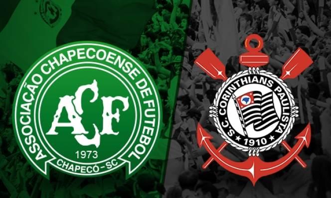 Chapecoense vs Corinthians, 02h30 ngày 10/7:Bám đuổi ngôi đầu